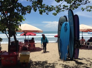 Surfing in Bali: Flayed Dick and Rotting Tooth