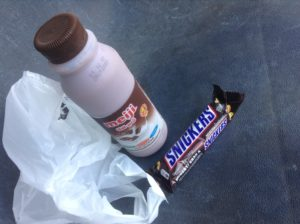 chocolate recovery food